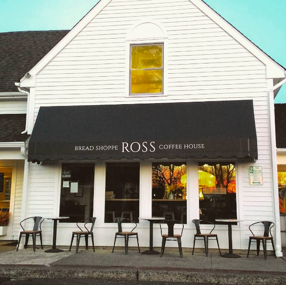 Ross Bread Shoppe & Coffee House | Ridgefield, CT | 203.438.4822